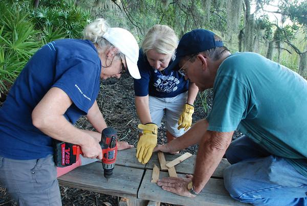 Sapelo Volunteer Project 2012